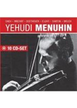Yehudi Menuhin - Yehudi Menuhin Wallet [10 CD Set] [German Import]