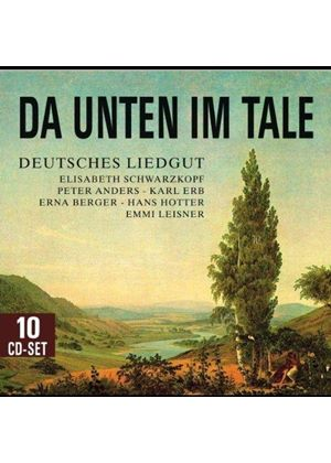 Various Artists - Da Unten Im Tale/Deutsches [10 CD Set] [German Import]
