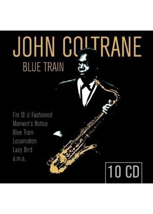 John Coltrane - Blue Train [10 CD Wallet Box]