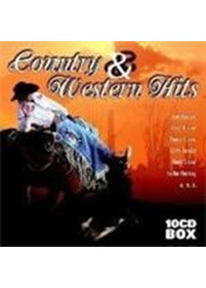 Various Artists - Country And Western Hits [10 CD]