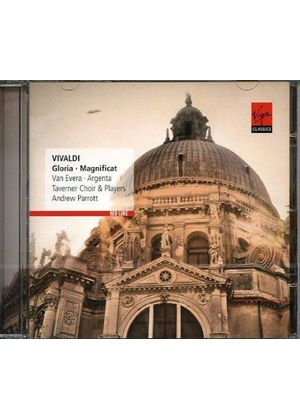 Vivaldi: Gloria; Magnificat (Music CD)