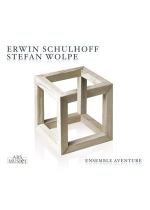Ensemble Aventure plays Schulhoff & Wolpe (Music CD)