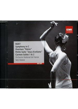 Bizet: Symphony in C; Carmen Suite (Music CD)