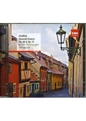 Dvorák: Slavonic Dances (Music CD)