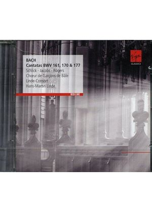Bach: Cantatas (Music CD)