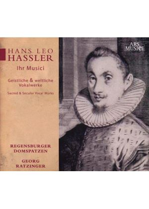 Hans Leo Hassler: Sacred & Secular Vocal Works (Music CD)