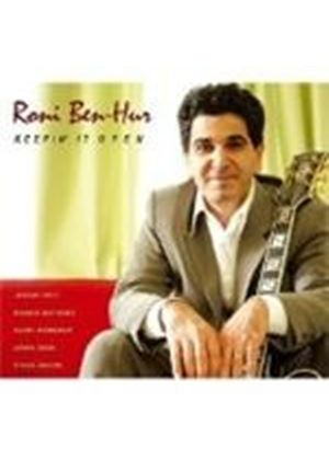 Roni Ben Hur - Keep It Open (Music CD)