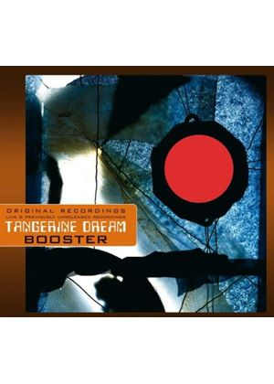 Tangerine Dream - Booster (Live & Unreleased) (Music CD)