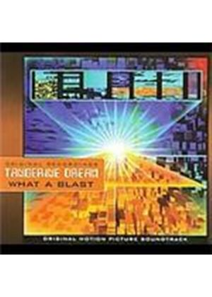 Tangerine Dream - What A Blast (Music CD)
