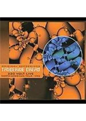 Tangerine Dream - 220 Volt Live (Music CD)