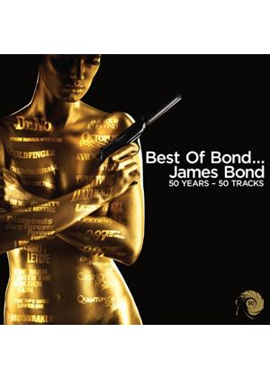 Various Artists - Best of Bond... James Bond (Music CD)