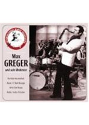 Max Greger & His Orchestra - Max Greger And His Orchestra (Music CD)