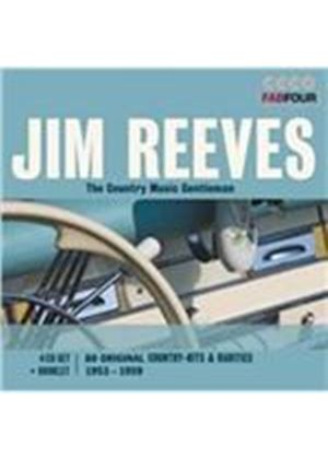 Jim Reeves - Country Music Gentleman, The (Music CD)