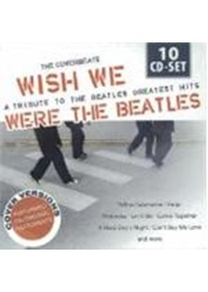 Coverbeats - Tribute To The Beatles Greatest Hits, A (Music CD)