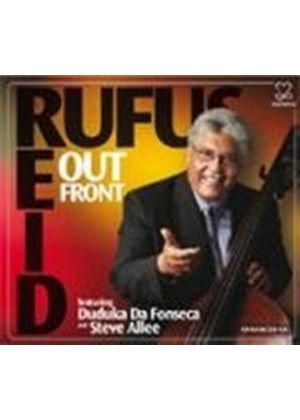 Rufus Reid - Out Front (Music CD)
