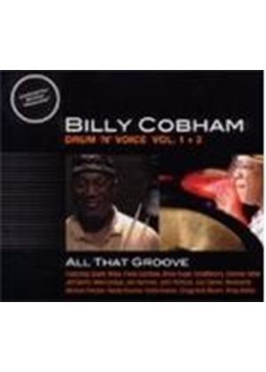 Billy Cobham - Drum 'n' Voice Vol.1 & 2 (Music CD)