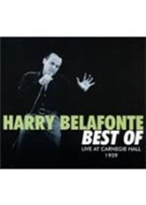 Harry Belafonte - Live At Carnegie Call 1959 (Music CD)