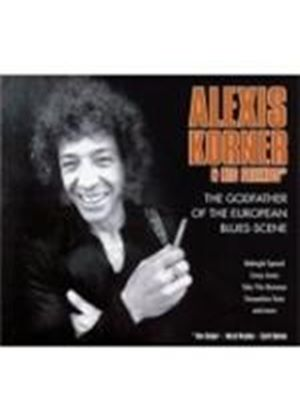 Alexis Korner - Godfather Of The European Blues-Scene, The (Music CD)