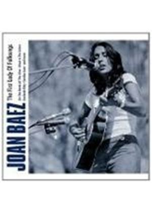 Joan Baez - First Lady Of Folksongs, The (Music CD)