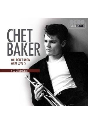 Chet Baker - You Don't Know What Love Is (Music CD)