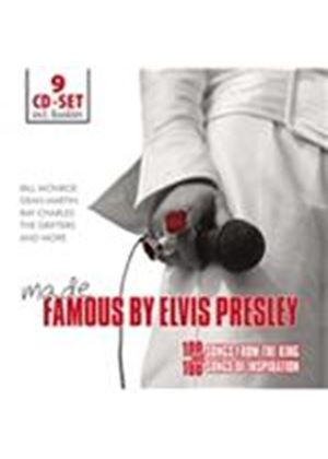 Elvis Presley - Made Famous by Elvis Presley (Music CD)