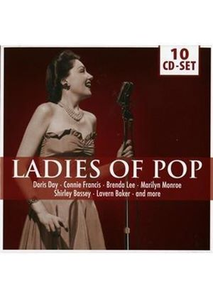 Various Artists - Ladies of Pop (Music CD)