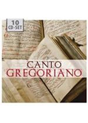 Canto Gregoriano (Music CD)