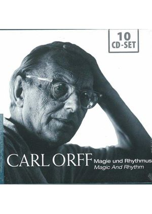 Carl Orff: Magic and Rhythm (Music CD)