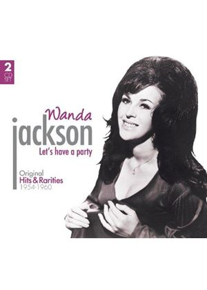 Wanda Jackson - Let's Have a Party [Documents] (Music CD)