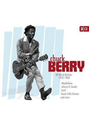 Chuck Berry - All Hits & Rarities 1955-1960 (Music CD)