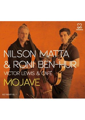 Nilson Matta - Mojave (Jazz Therapy Series, Vol. 3) (Music CD)