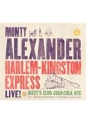 Monty Alexander - Harlem-Kingston Express (Music CD)