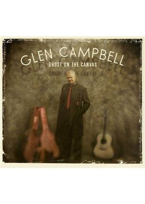 Glen Campbell - Ghost on the Canvas (Music CD)