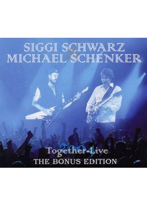 Michael Schenker - Live Together 2004 (Live Recording) (Music CD)