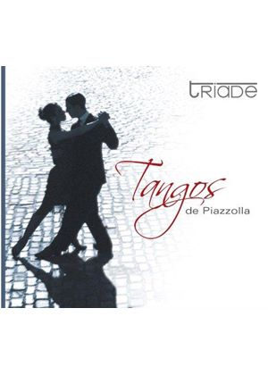 Triade - Tangos de Piazzolla (Music CD)