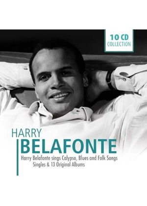 Harry Belafonte - Harry Belafonte Sings Calypso Blues & Folk Songs (Music CD)