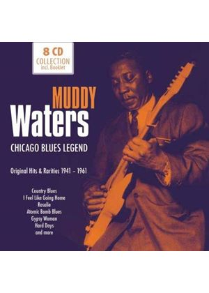 Muddy Waters - Chicago Blues Legend (Music CD)