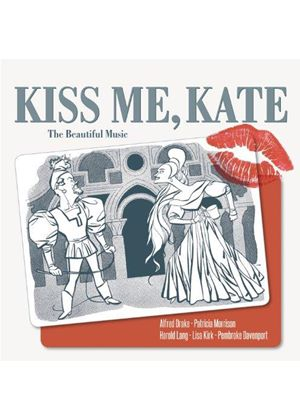 John McGlinn - Kiss Me, Kate [Original Broadway Cast] (Original Soundtrack) (Music CD)
