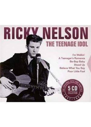Rick Nelson - The Teenage Idol [Documents] (Music CD)