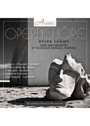 Opernchöre (Music CD)