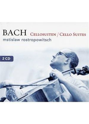 Bach: Cello Suites (Music CD)