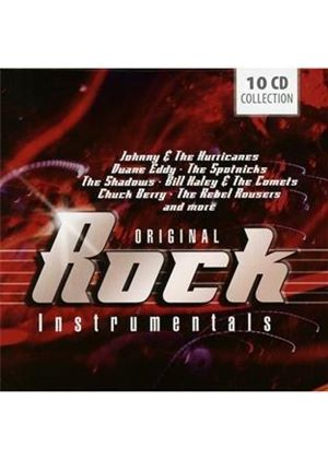 Various Artists - Rock Instrumentals (Music CD)