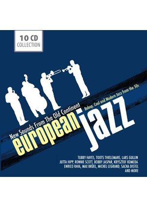 Various Artists - European Jazz (Music CD)