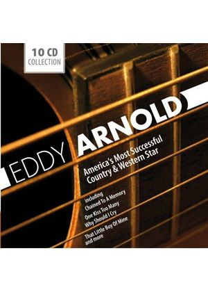 Eddy Arnold - America's Most Successful Country & Western Star (Music CD)