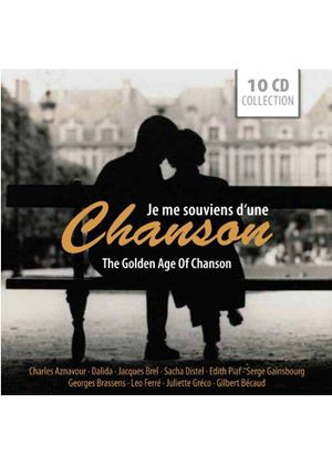 Various Artists - Golden Age of Chanson (Music CD)