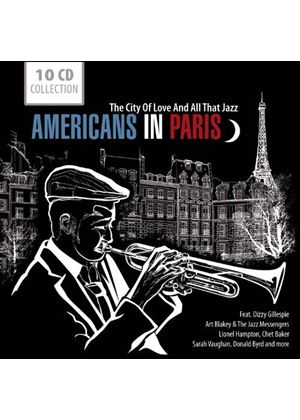 Various Artists - Americans in Paris [Documents] (Music CD)