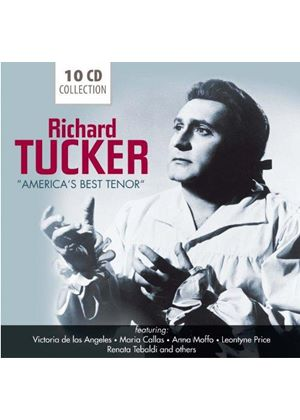 America's Best Tenor (Music CD)