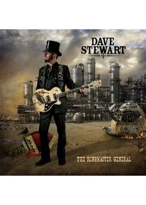 Dave Stewart - Ringmaster General (Music CD)