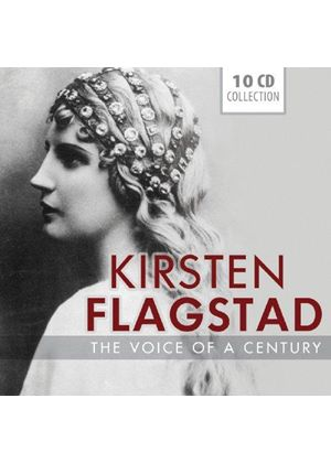 Voice of a Century: Kirsten Flagstad (Music CD)