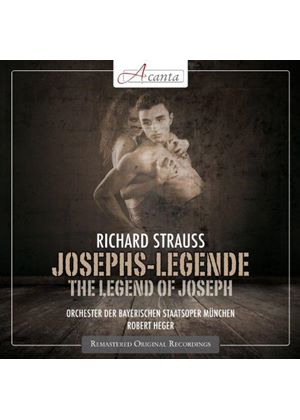 Richard Strauss: Die Josephs-Legend (Music CD)